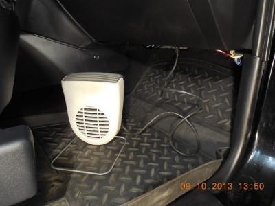 Тепловентилятор Calix, подключённый к  розетке 220в..JPG